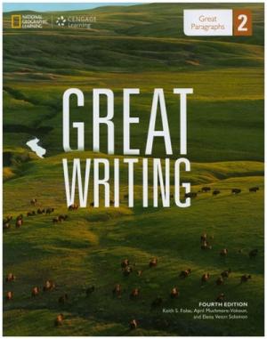 Great writing 2 isbn 9781285750729